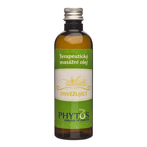 Terapeutický masážní olej osvěžující 100ml