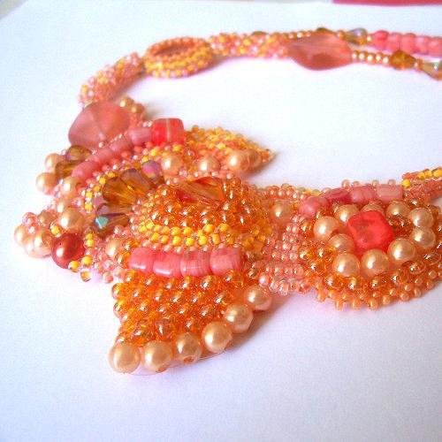Sluneční náhrdelník