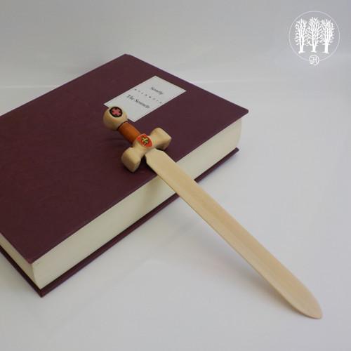 Záložka do knížky - Meč