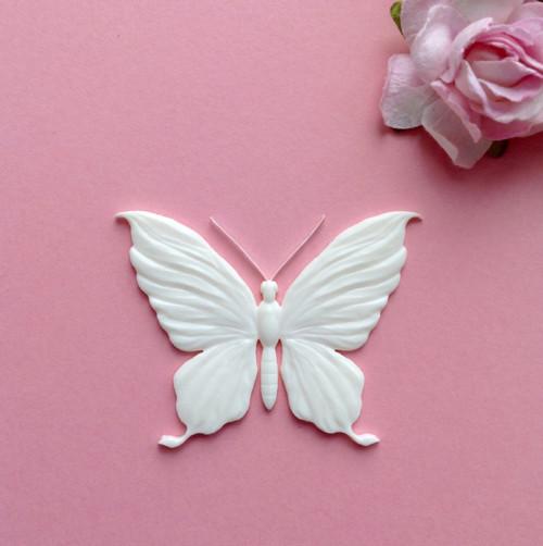 Motýl (polymerová ozdoba)