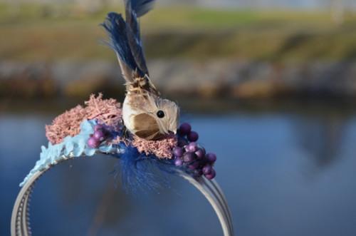Ptačí výlet - čelenka