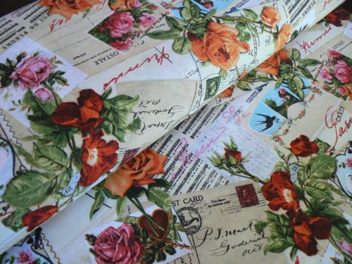 Růže a písmo
