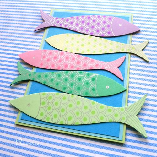 Rybičky -  přání