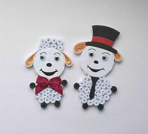 Ovečky snoubenci