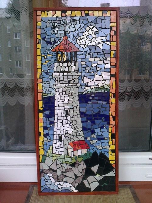 Mozaika -  Maják