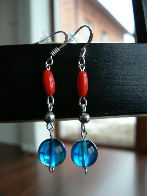 100 Modro-červená krása