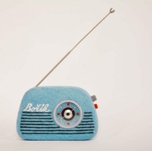 Kapesní rádio na velmi krátké vlny (VKV)