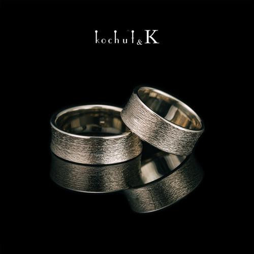 """Snubní prsteny \""""Titáni\"""""""