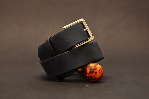 Opasek Black Velvet