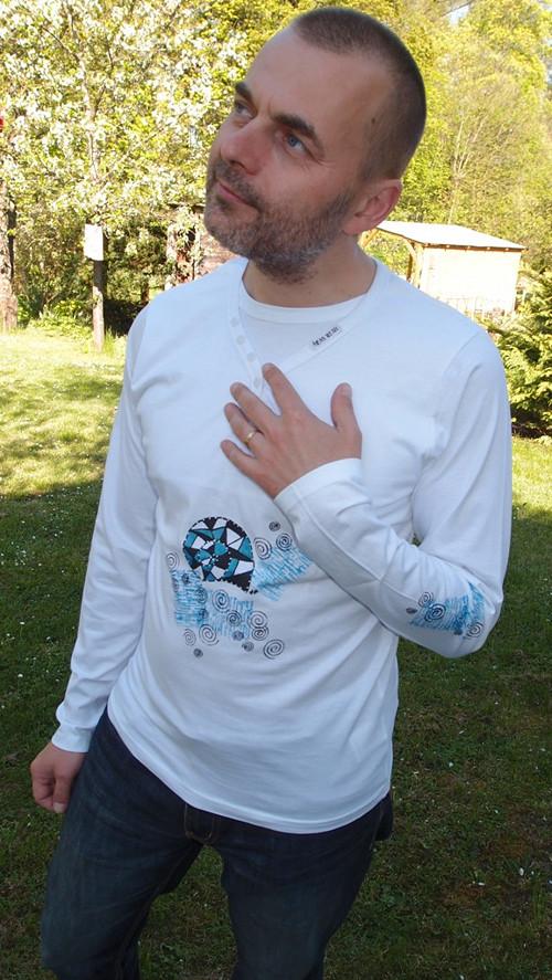 ULITA (S/M) - pánské tričko-SLEVA!