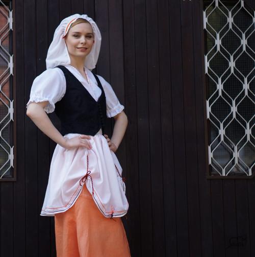 Julinka z Chlumské hory dívčí/ vel. S