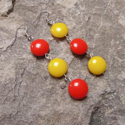 Červená a žlutá III.