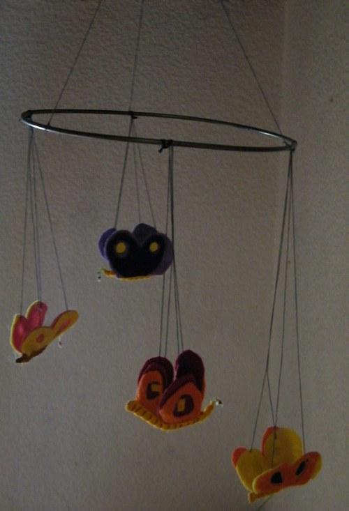 Sada na výrobu Motýlků