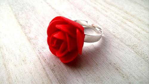 Prsten Rose