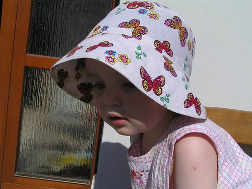 klobouček---motýlkový