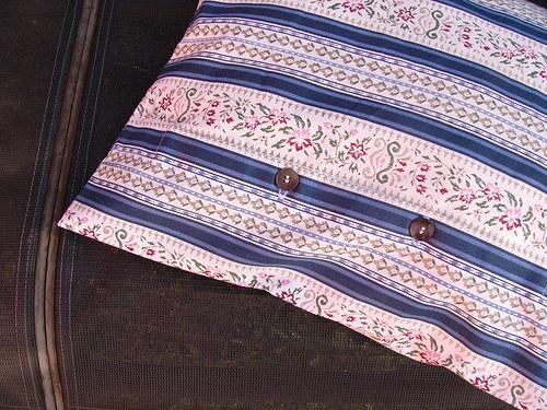 Povlak na polštář tapeta