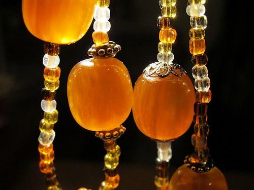 Medové korále