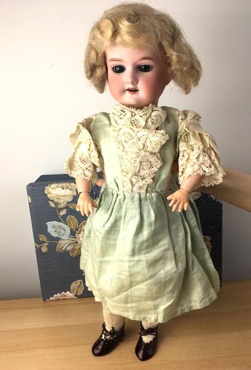 Starožitná panenka Armand Marseille 390 (50cm)