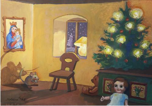 Vánoční noční
