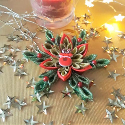 Sobí Vánoce - vločka