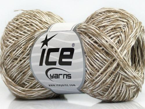 Summer White Beige 50g Ice Yarns