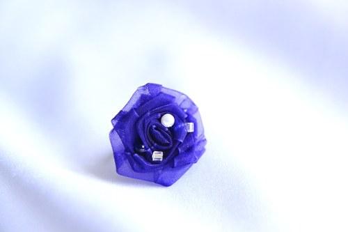 Fialka - prsten