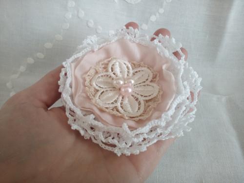 """Romantická květina \"""" šípková růže IV.\"""""""