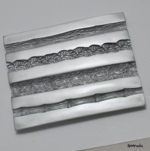 Formy na okraje / Au Natural