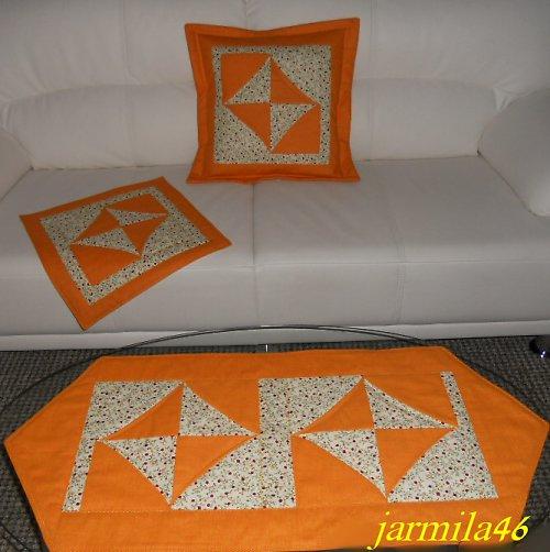 Oranžová štola