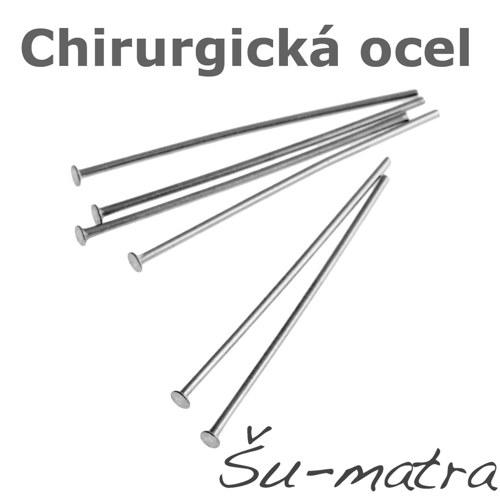 Ketlovací nýty z chirurgické oceli,48x0,7mm(25ks)