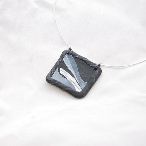 991 náhrdelník Mramor