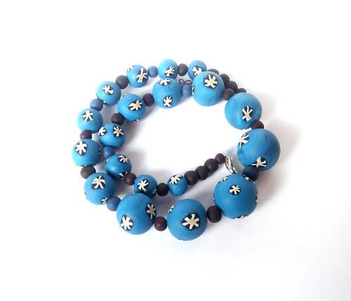 Korále modré