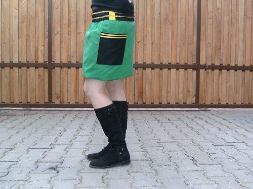 Jamajská sukně 2