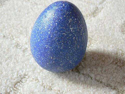 sádrová forma velikonoční vejce