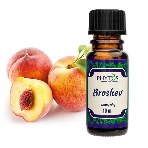 Broskev - vonný olej 10ml
