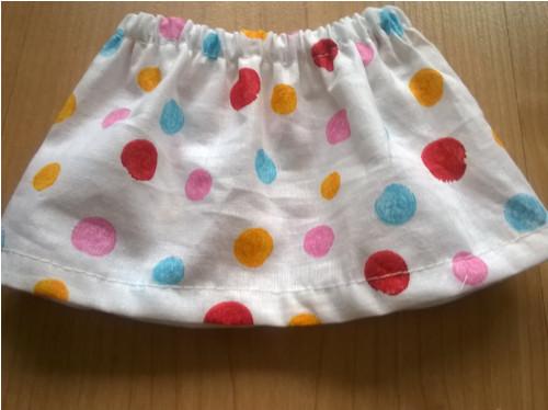 BABY BORN sukně
