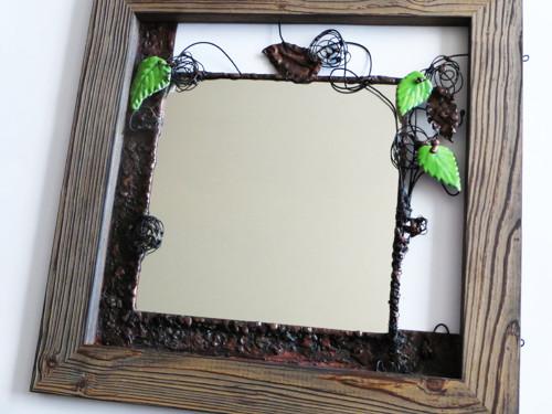 Zrkadlo - strom