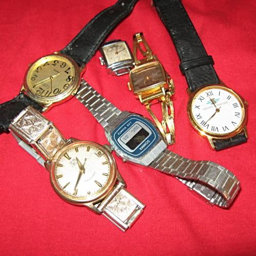 Staré hodinky  12838
