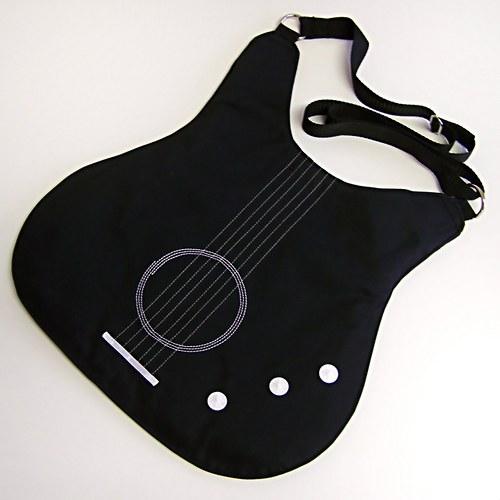 Kytara černá 11