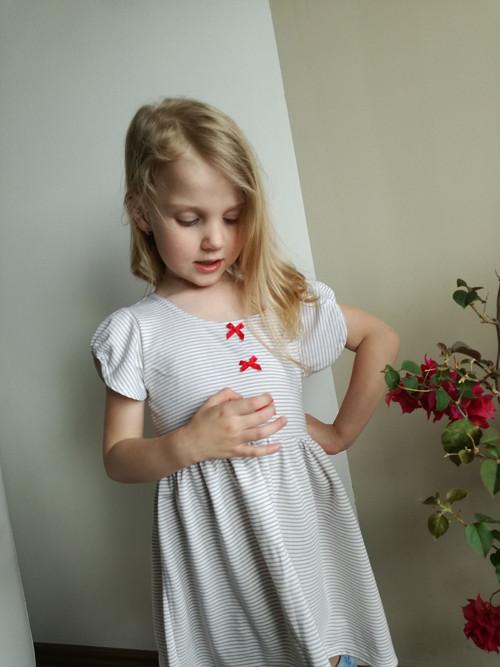Letní šaty-tunika