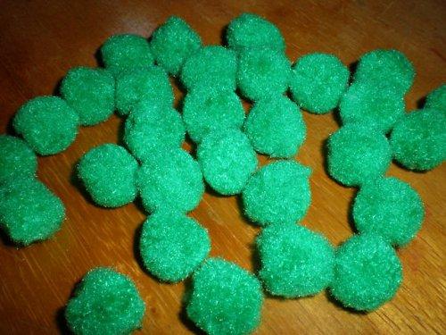 Bambulka-zelená - 10ks