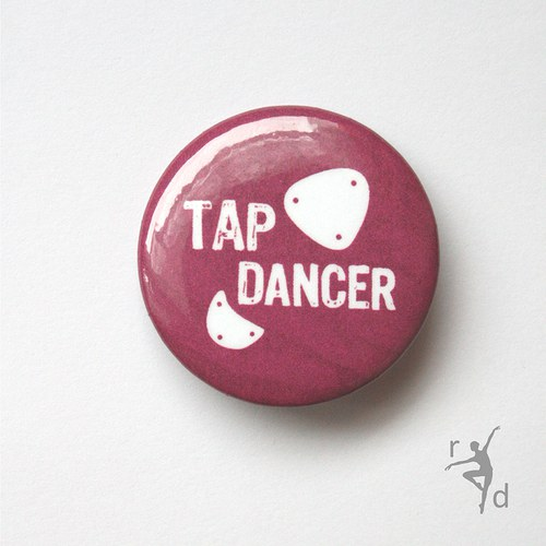 Placka TAP DANCER