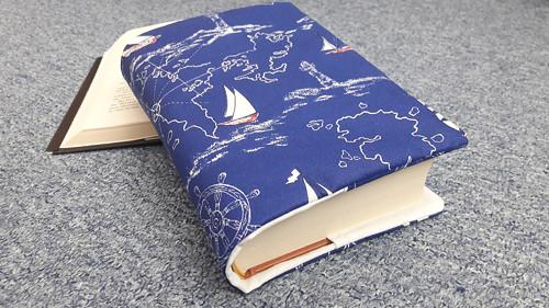 Kolumbus přijede lodí - obal na knihu