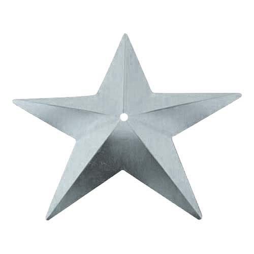 Flitry - stříbrná hvězda s dírkou (329-124)    3 g