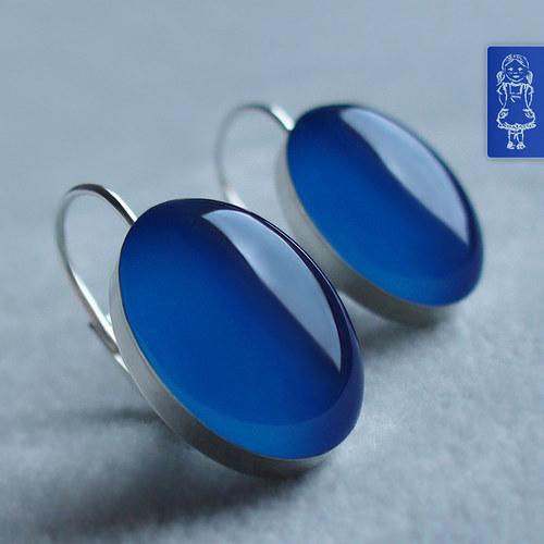ELECTRIC BLUE - stříbro