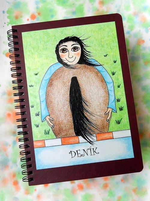 Zápisník - důvěra