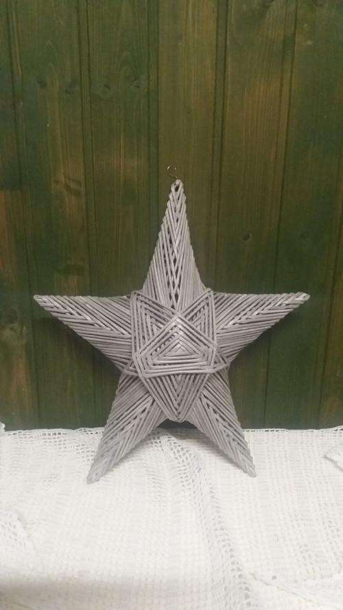 Trochu větší hvězda