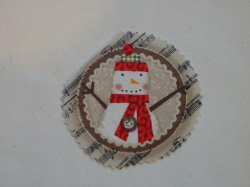 Aplikace Holiday Stitches XII.
