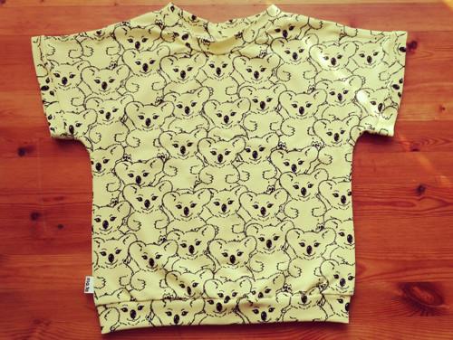 Koalí tričko