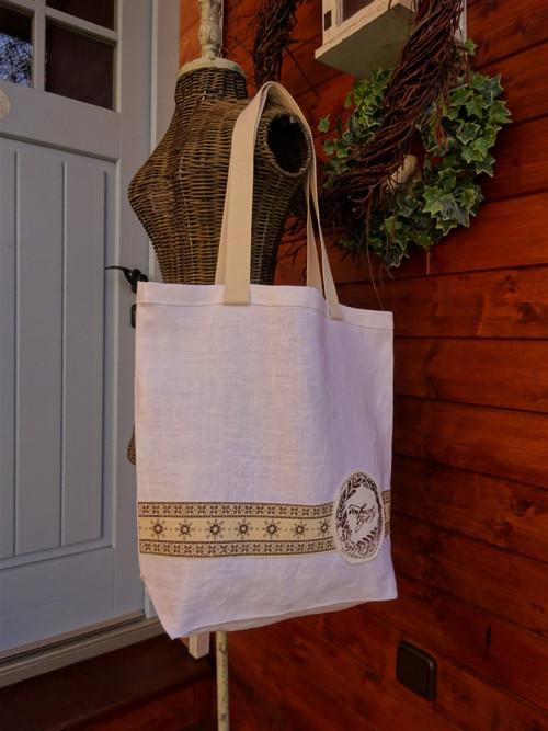 Lněná taška II.